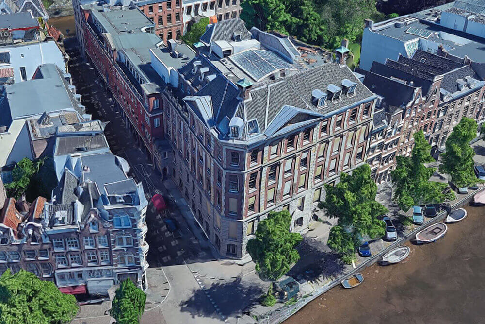 NEW MAIN OFFICE keizersgracht 555web